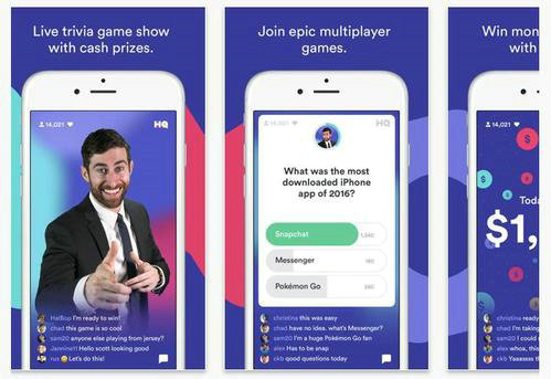 The Solution of Live Streaming Quiz Mobile Client